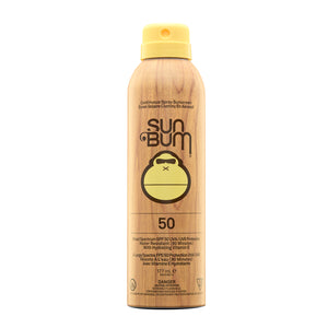 SUN BUM SUNSCREEN SPF 50 6 OZ SPRAY