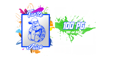 100 ml Base 100 % PG - Turtle Juice - E-Zigaretten Fachhandel