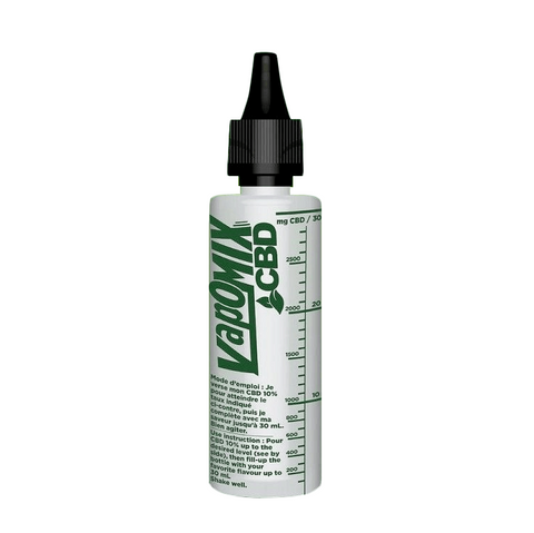 30 ml CBD Mix - Dropflasche - Turtle Juice - E-Zigaretten Fachhandel