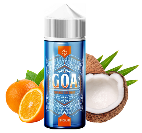GOA - Liquid 100ml/120ml