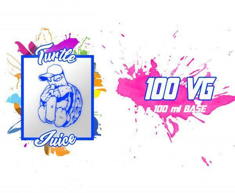 100 ml Base 100 % VG - Turtle Juice - E-Zigaretten Fachhandel