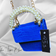 Going Out More Mini Bag  - Blue