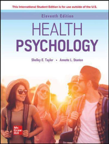 HEALTH PSYCHOLOGY (ISE)