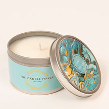 Load image into Gallery viewer, lady million silver soy wax candle