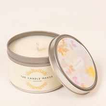 Load image into Gallery viewer, jasmine silver soy wax candle