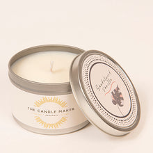 Load image into Gallery viewer, sandalwood vanilla silver soy wax candle