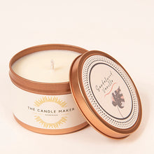 Load image into Gallery viewer, sandalwood vanilla soy wax candle