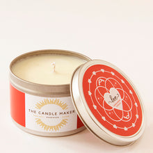Load image into Gallery viewer, love valentines day soy wax candle