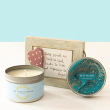 Load image into Gallery viewer, best friend lady million soy wax candle