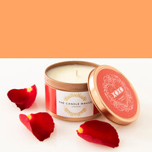 Load image into Gallery viewer, xoxo valentines day soy wax candles