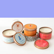 Load image into Gallery viewer, Zodiac soy wax candles
