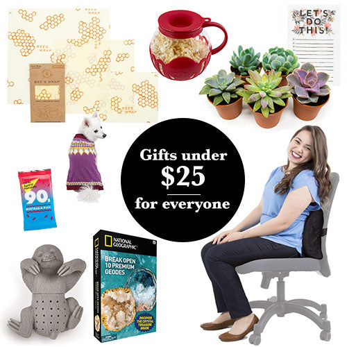 25 Gifts Under $25 for Your Entire List | Gift Guide