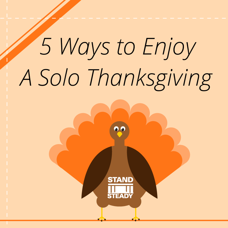 How to Have a Happy Thanksgiving Alone