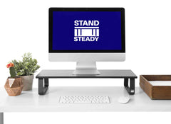 Jumbo Stand Steady Monitor Stand