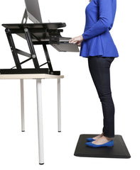DiploMat Standing Desk Mat - Anti-Fatigue Mat