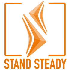 Stand Steady Standing Desks Logo