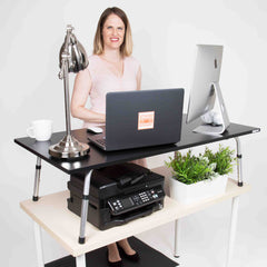 Mega Stand Steady Standing Desk
