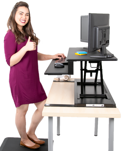FlexPro AIR desk converter user friendly