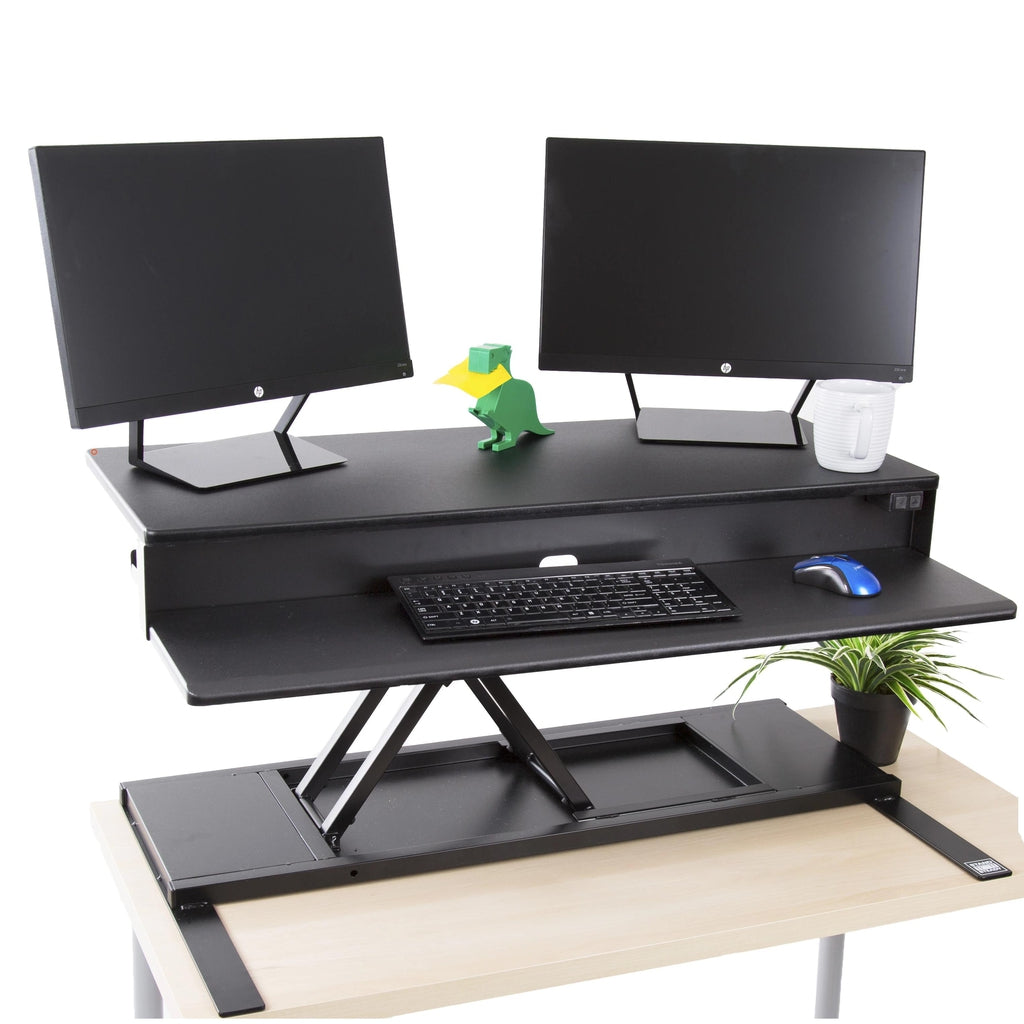 FlexPro Power Electric Standing Desk Converter