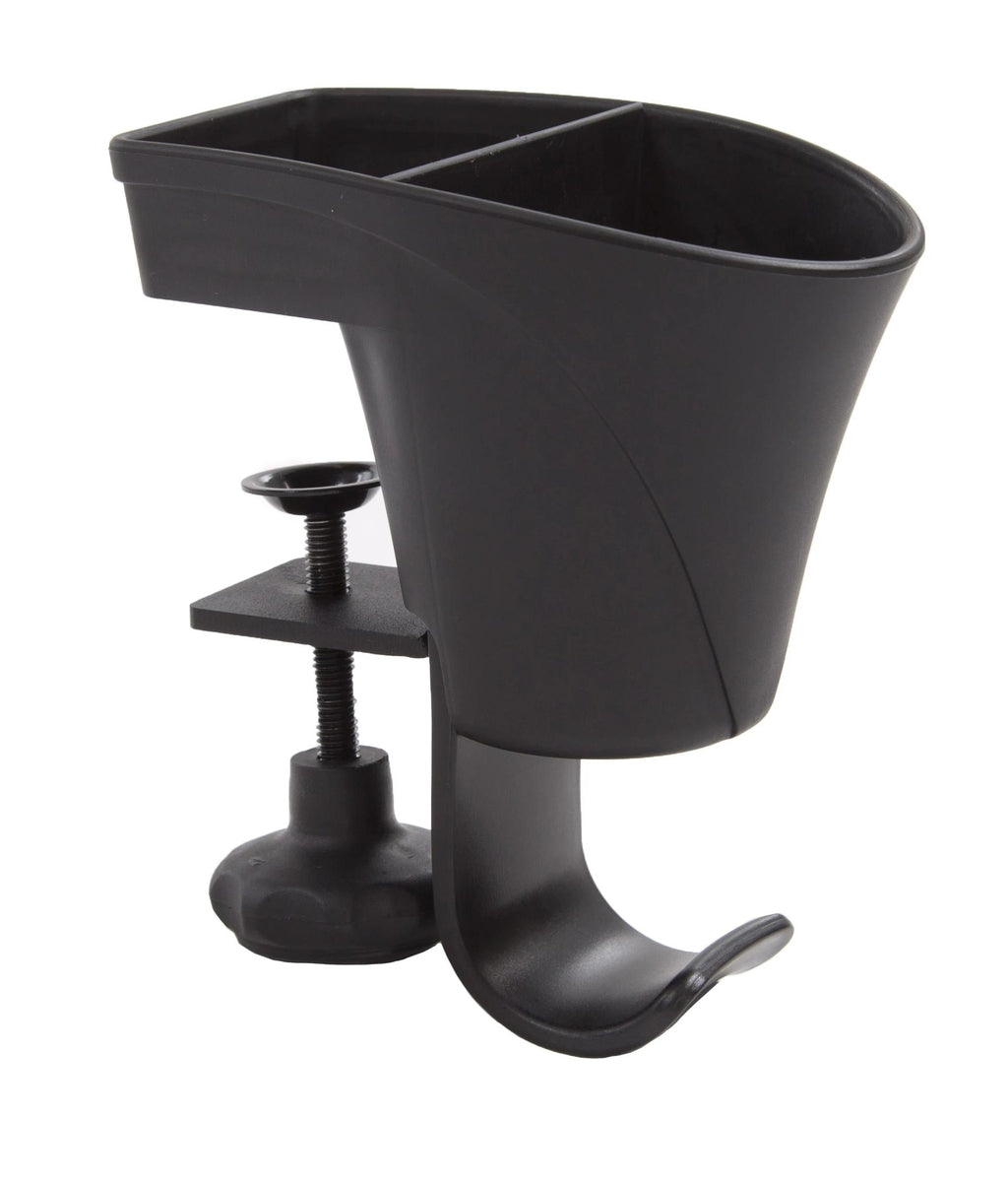 Stand Steady Pen Cup Desk Storage
