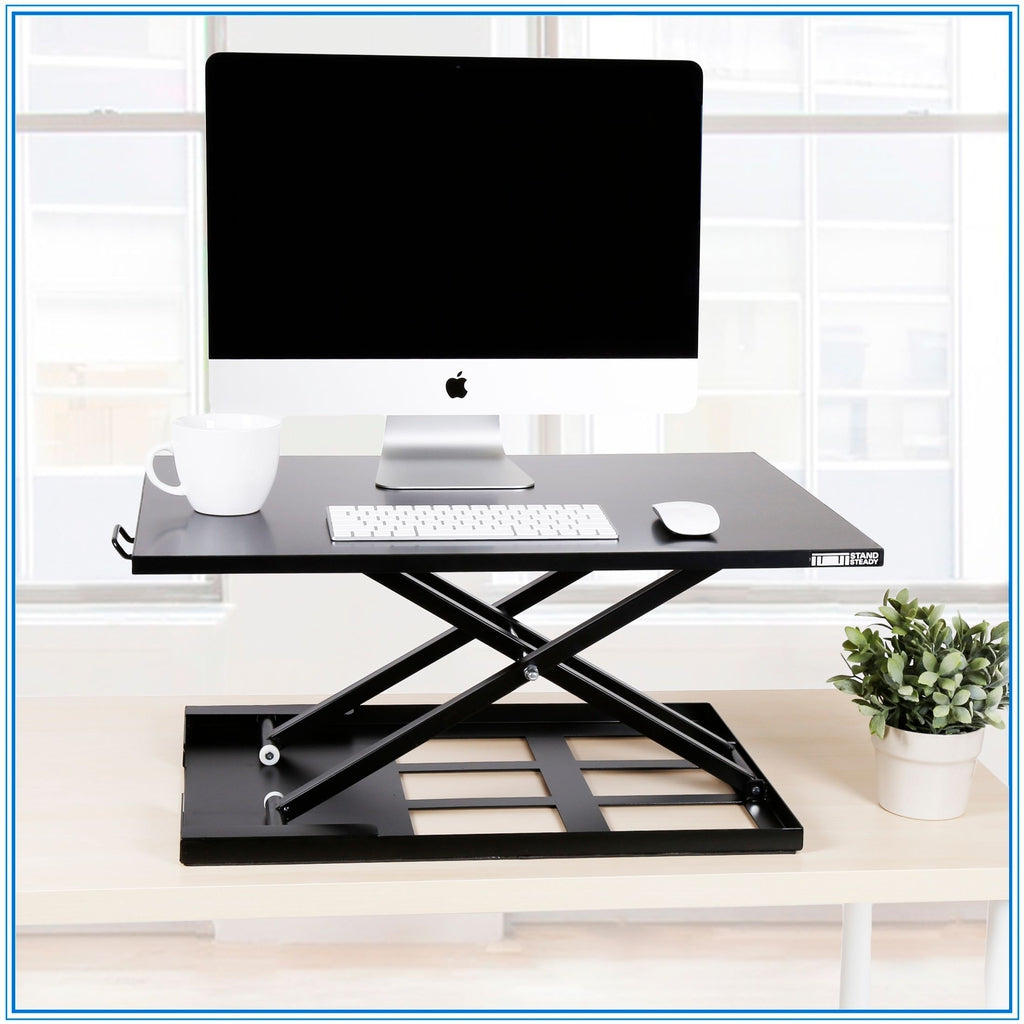 X-Elite Sit Stand Desk Converter