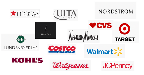 logos of companies where you can find kapra products