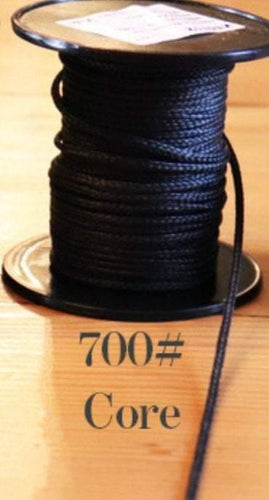 700# Kevlar Core-BLACK - DaneCraft Leather Lace & Show Lead Supply