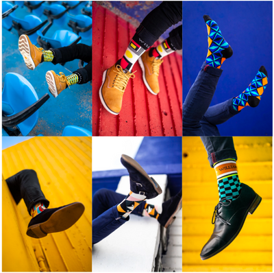 Full Men's socks collection - Socks by William