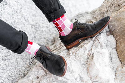 Paradis Passion - Men socks - Socks by William