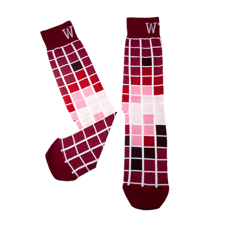 Paradis Passion - Socks by William