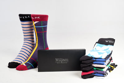 9-month men's Socks subscription - Socks by William