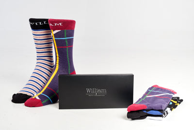 3-month men's Socks subscription - Socks by William