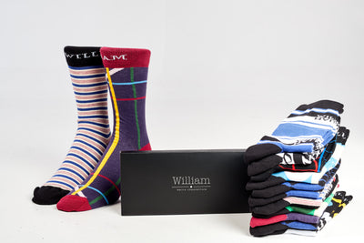12 -month men's Socks subscription - Socks by William