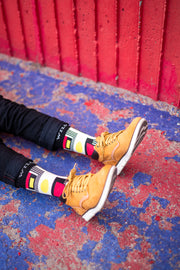 Sole - Colourful Men's socks - Socks by William