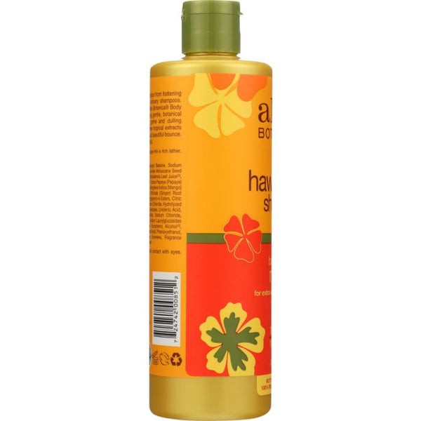 ALBA BOTANICA: Hawaiian Shampoo Body Builder Mango, 12 oz