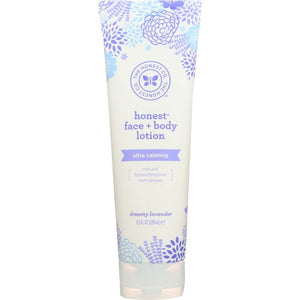 THE HONEST COMPANY: LOTION FACE & BDY LVNDR (8.500 OZ)