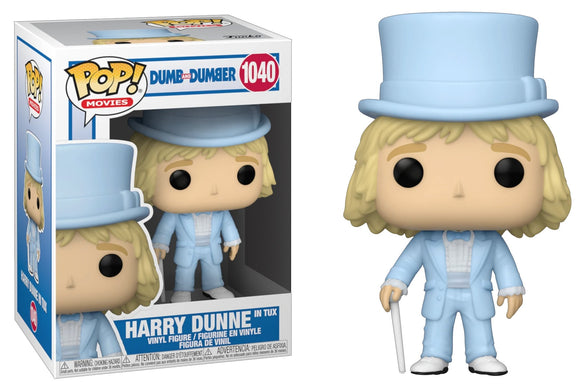 Funko Pop! Movies: Dumb & Dumber #1040 Harry Dunne in Tux