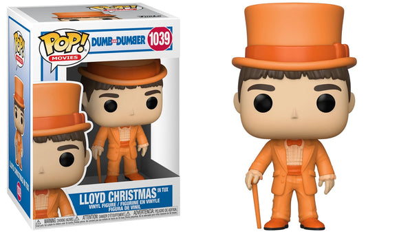 Funko Pop! Movies: Dumb & Dumber #1039 Lloyd Christmas in Tux