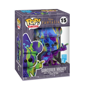 Disney Fantasia 80th Anniversary Mickey #2 (Artist Series) Pop! Vinyl Figure