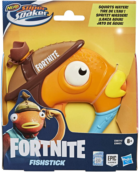 Fortnite Microshots Fishstick Super Soaker Water Blaster