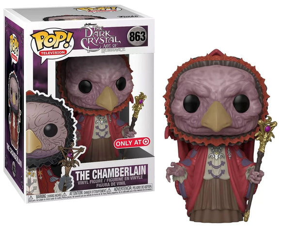 Funko Pop! The Dark Crystal Age of Resistance #863 The Chamberlain