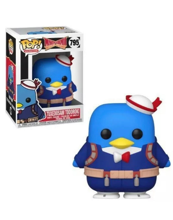 Funko Pop! My Hero Academia Hello Kitty and Friends #795 Tuxedosam Todoroki