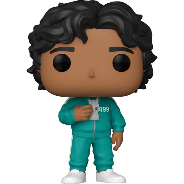 Handmade Blue and White with Gold Flakes Silver French Barrettes (set of 3)