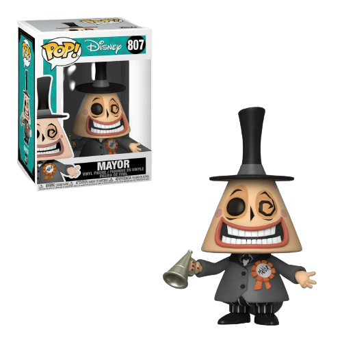 Funko Pop! Disney #807 Mayor with Megaphone