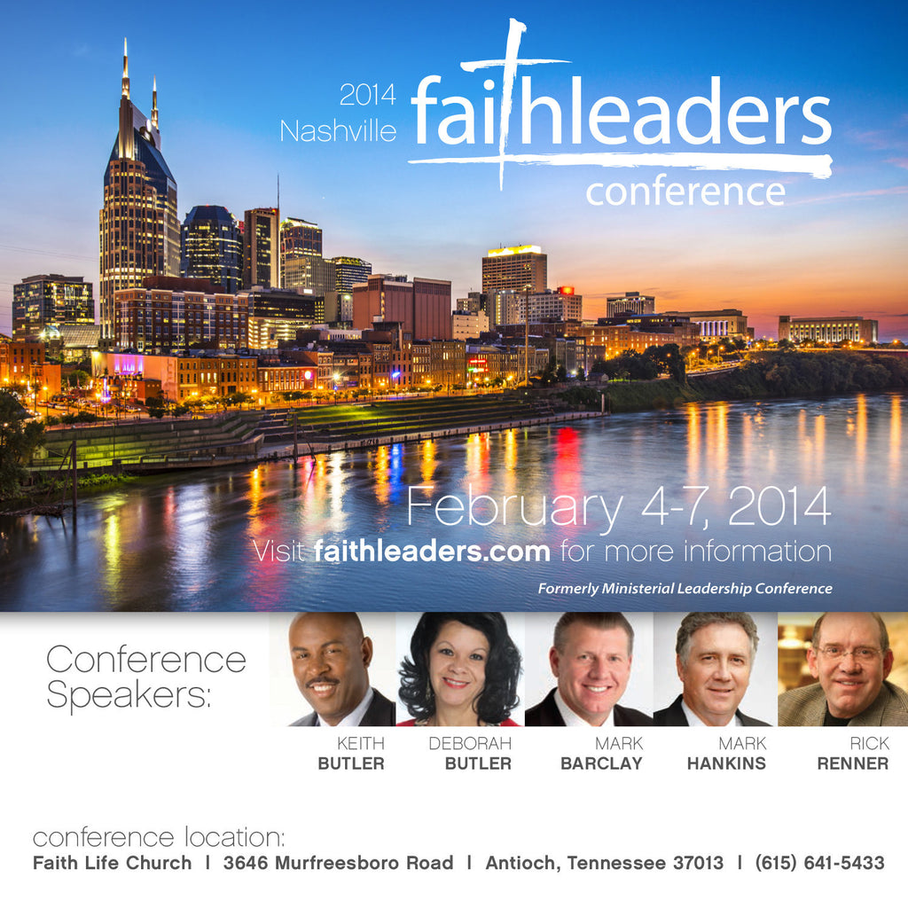2014 Faith Leaders Convention Series