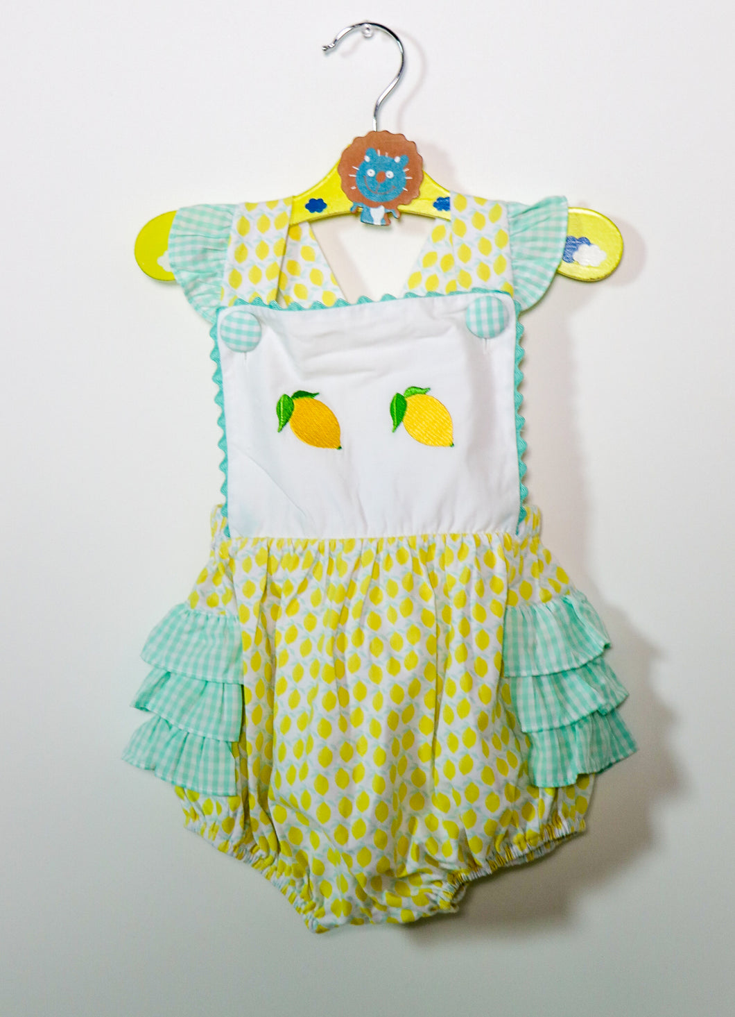 Lemon A/S Ruffle Bubble