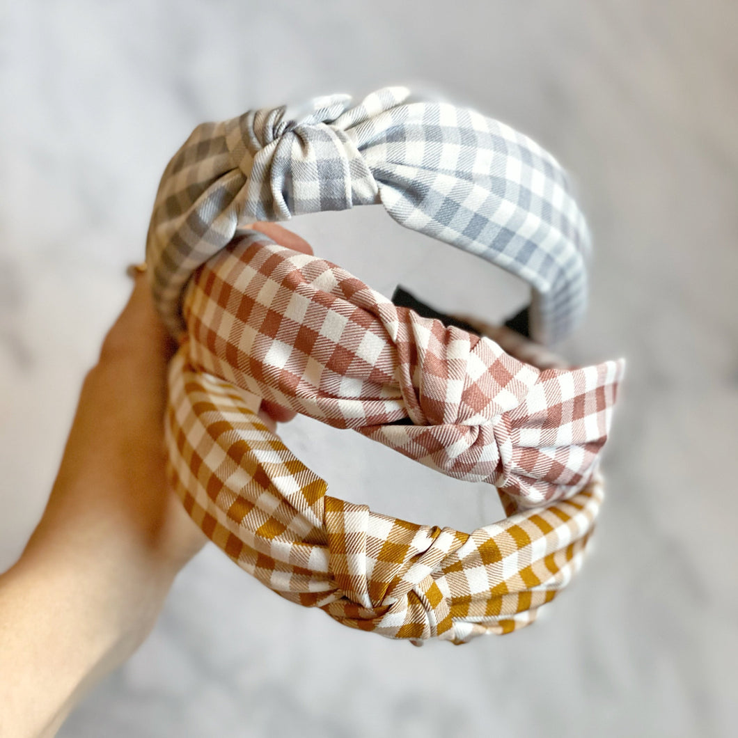 Headbands (patterned)