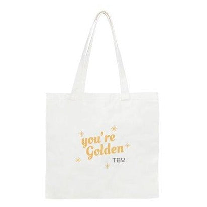 "TBM ""You're Golden"" Tote Bag *FREE with orders of $150 or more"