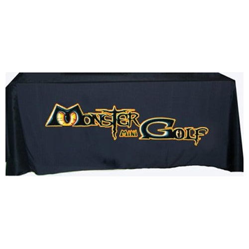 6' Throw Digitally Printed Tablecloth