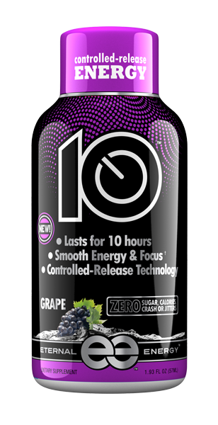 10 - Energy - Grape - 12 CT